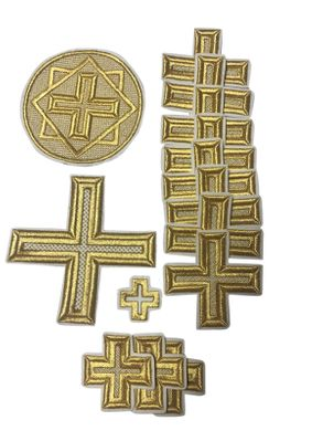 Priestly set of crosses